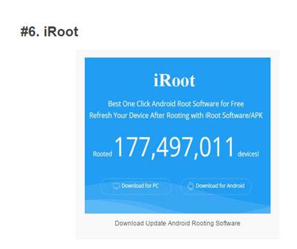 Root LG V30