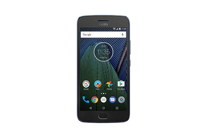 Setup Motorola Moto G5 Plus Wireless WiFi Hotspot
