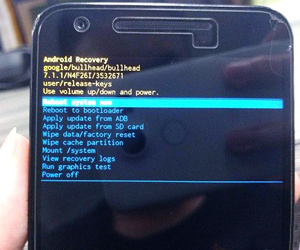 Hard Reset Xiaomi Mi 5X