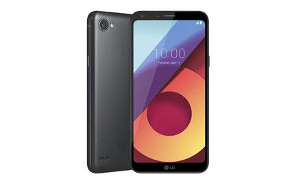 Setup LG Q6 WiFi Hotspot