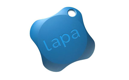 Lapa Tracker Gadget