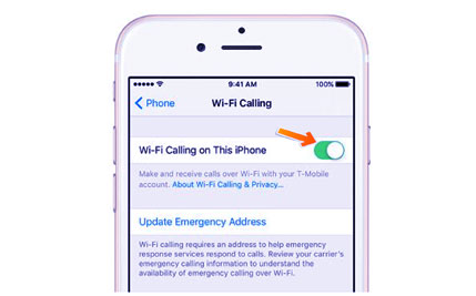 Setup Free WiFi Calling on Android & iOS