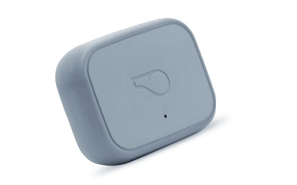 Whistle Tracker Gadget