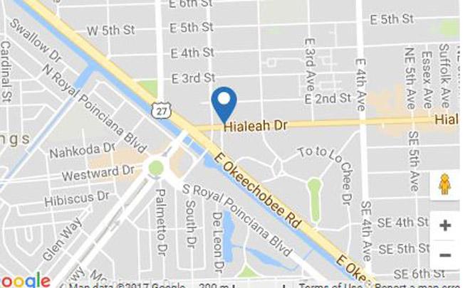Financial Center & ATM Bank of America Hialeah Miami Springs