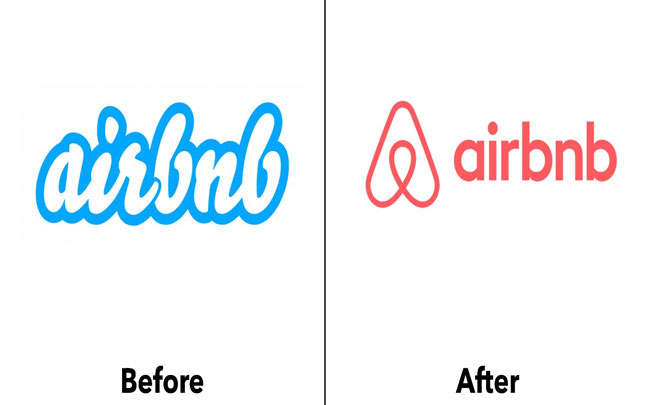 creative logo design ideas Airbng
