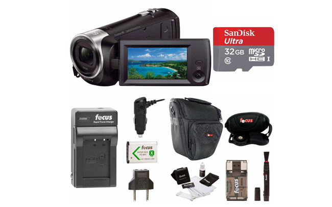Caméscope Handycam HD Sony HDR-CX405B