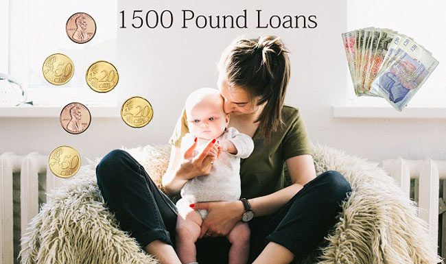 1500 Pound Loan with Bad Credit in UK