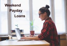 Weekend Payday Loans Bad Credit