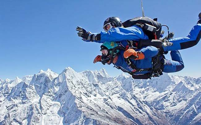 Active Tourism Sports and Adventure