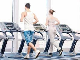 Get Fit on a Treadmill