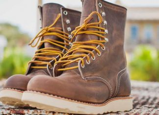 POPULAR TYPES OF BOOTS