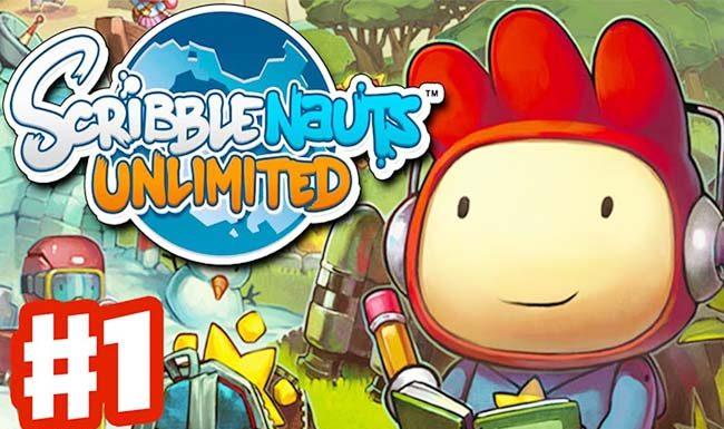 Download Scribblenauts Unlimited Apk