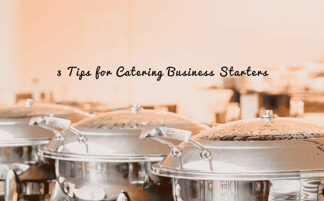 Catering Business Starters