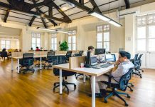 Co-Working Spaces for Businesses
