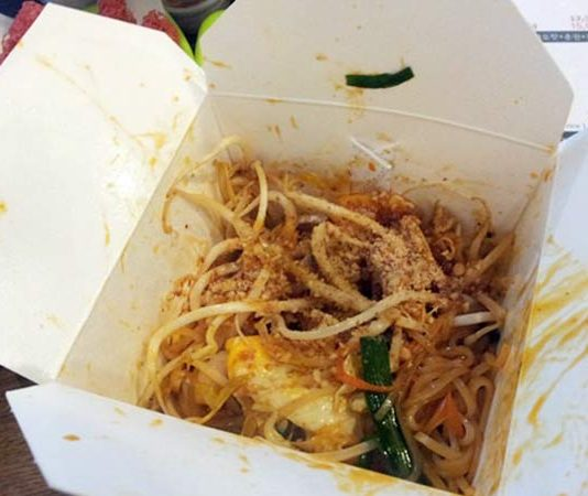 Chinese Takeout Foods