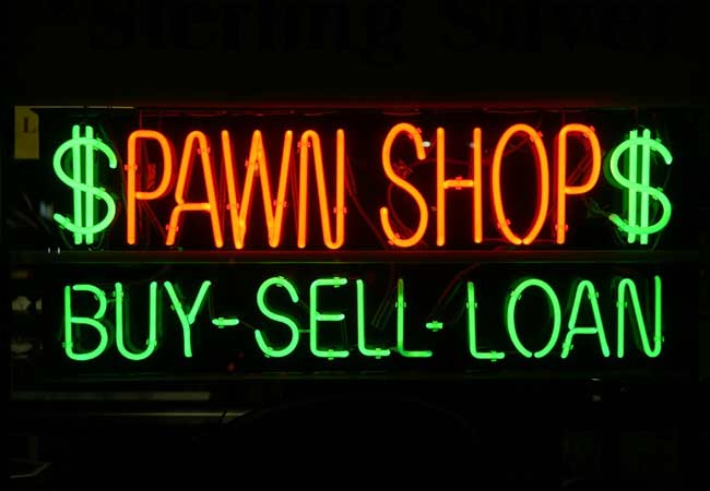 Pawn Brokers