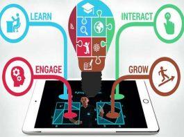 Teaching Apps in Smartphones