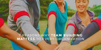 Team Building Matters
