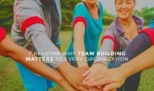 Team Building Matters