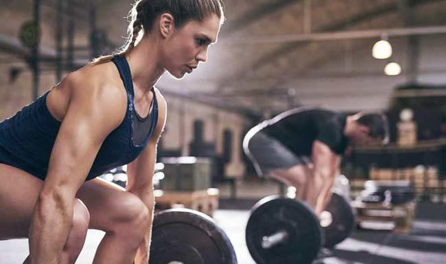 Gaining Muscle Fat