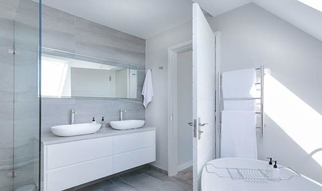 Layout Your Bathroom