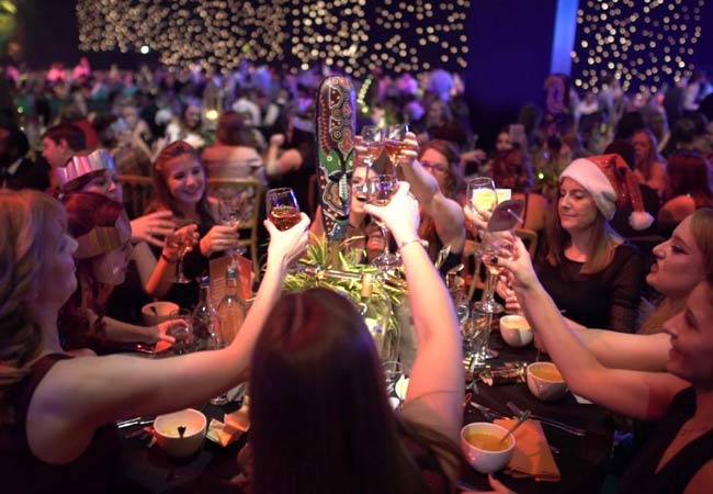 Amazing Christmas Office Parties