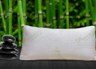 Clean a Shredded Bamboo Pillow