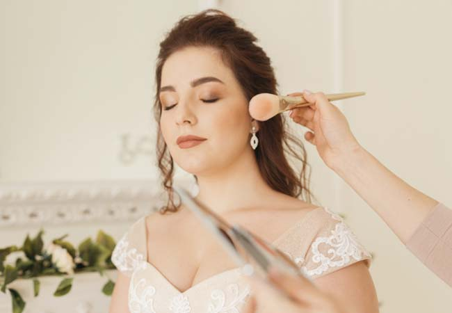 Makeup Tips for Your Wedding Day