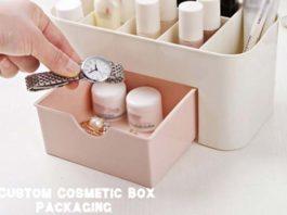 Custom Cosmetic Box Packaging