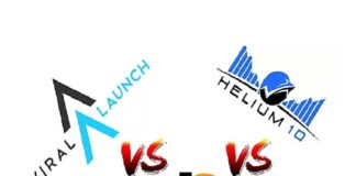 Helium 10 The Amazon Tool