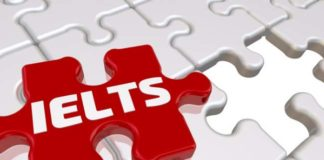IELTS Scores for Student