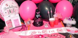 Planning a Bachelorette Party