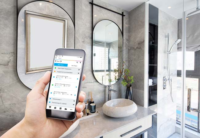 How the IoT is Changing the Washroom