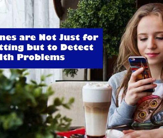 Health Problems using phone