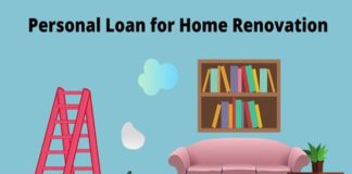 Personal Loan for Home Renovations