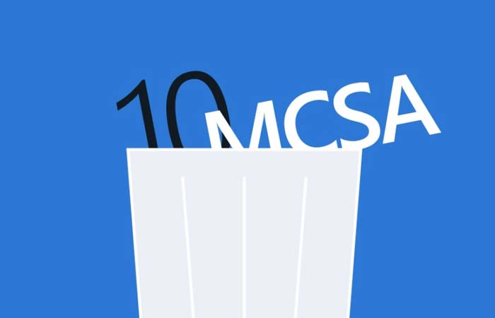 Microsoft MCSA Certifications Latest Updates