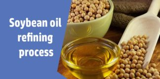 Soybean Oil Refining Process