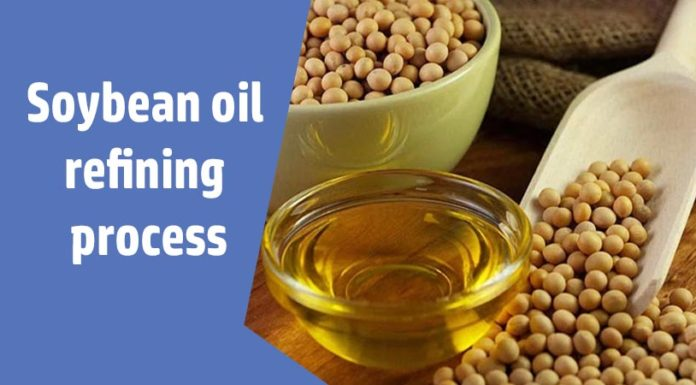 Soybean Oil Refining Process