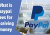 PayPal Fees for Receiving Money