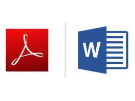 Free Tools of PDF to Word Converters