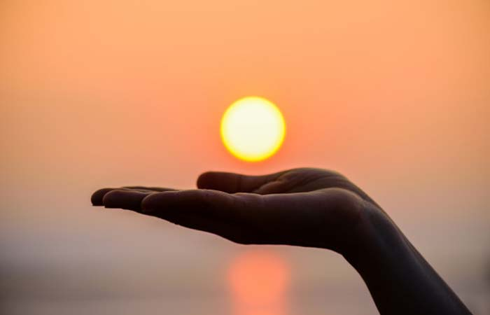 Watch the Sunset in Dubai