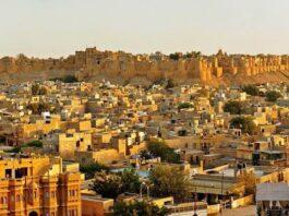 Jaisalmer in Rajasthan