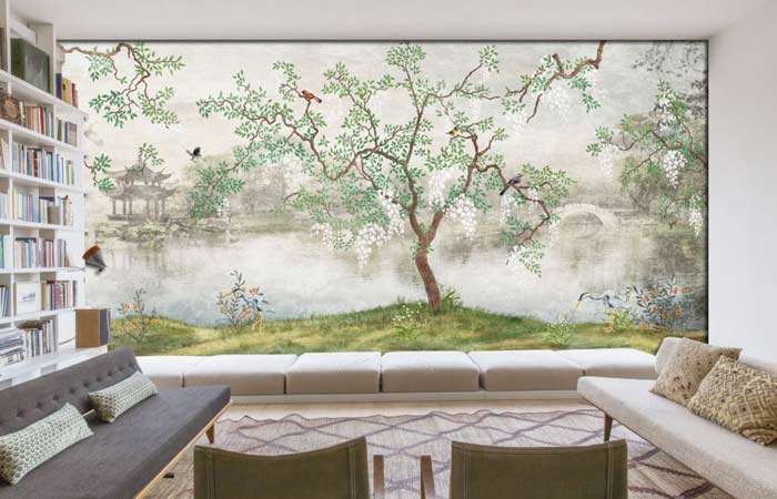 Wallpaper Guide 7 Types and 6 Benefits