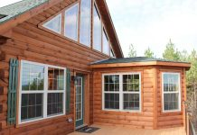 Custom Log Cabin and Log Home Kits