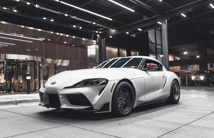 Why is supra so fast